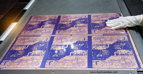 PCB manufactering